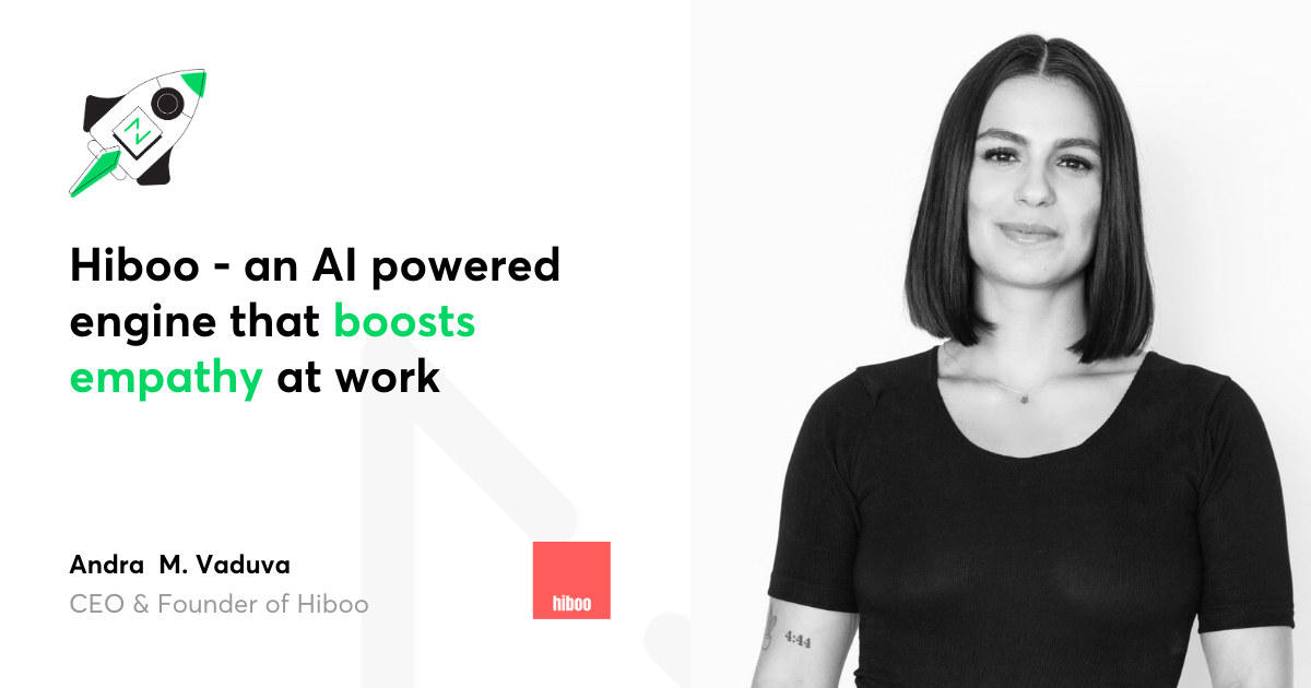 How Can AI Solutions Make Workplaces and Technology More People-oriented? An Interview with Andra M. Vaduva