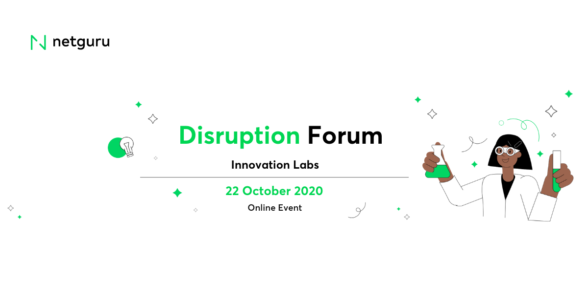 Learn From the Leaders How to Use Innovation to Grow Your Business - Key Takeaways from Disruption Forum Innovation Labs