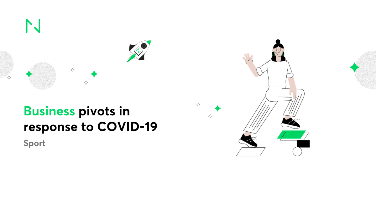 10 Sports Companies Pivoting Their Business Due to COVID-19