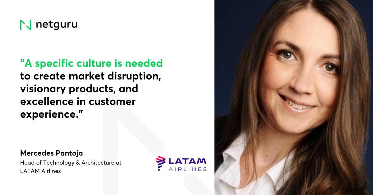 Quote on Innovation Latam Airlines